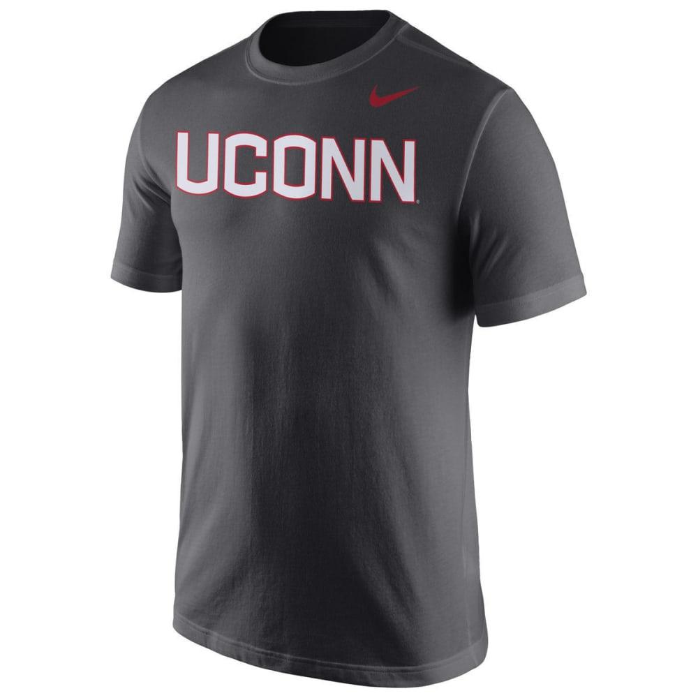 UCONN Men's Nike Huskies Wordmark Tee S