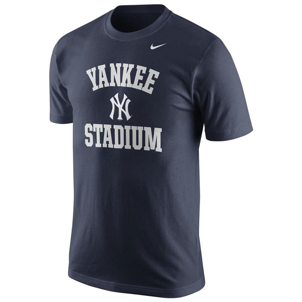 NEW YORK YANKEES Men's Yankee Stadium Local Phrase Tee - NINE IRON