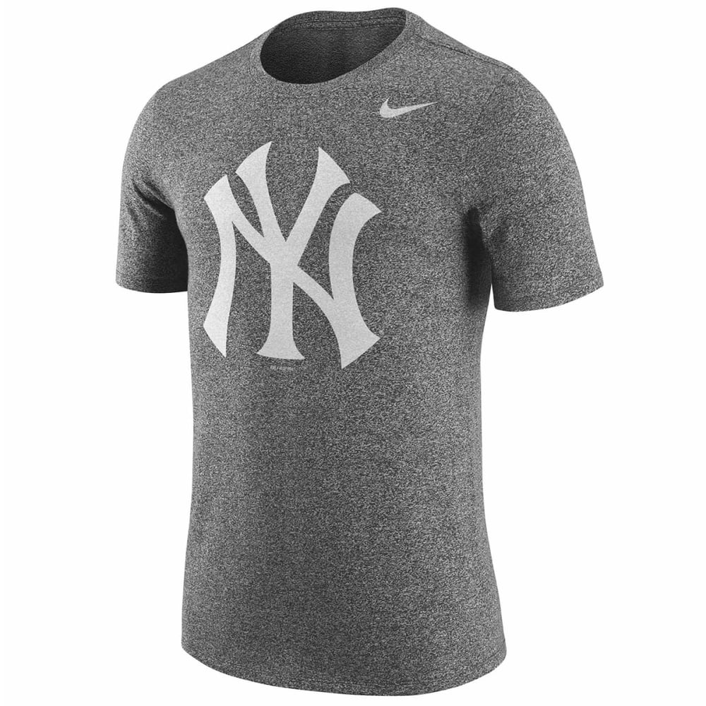 NIKE Men's New York Yankees Marled Short-Sleeve Tee - YANKEES