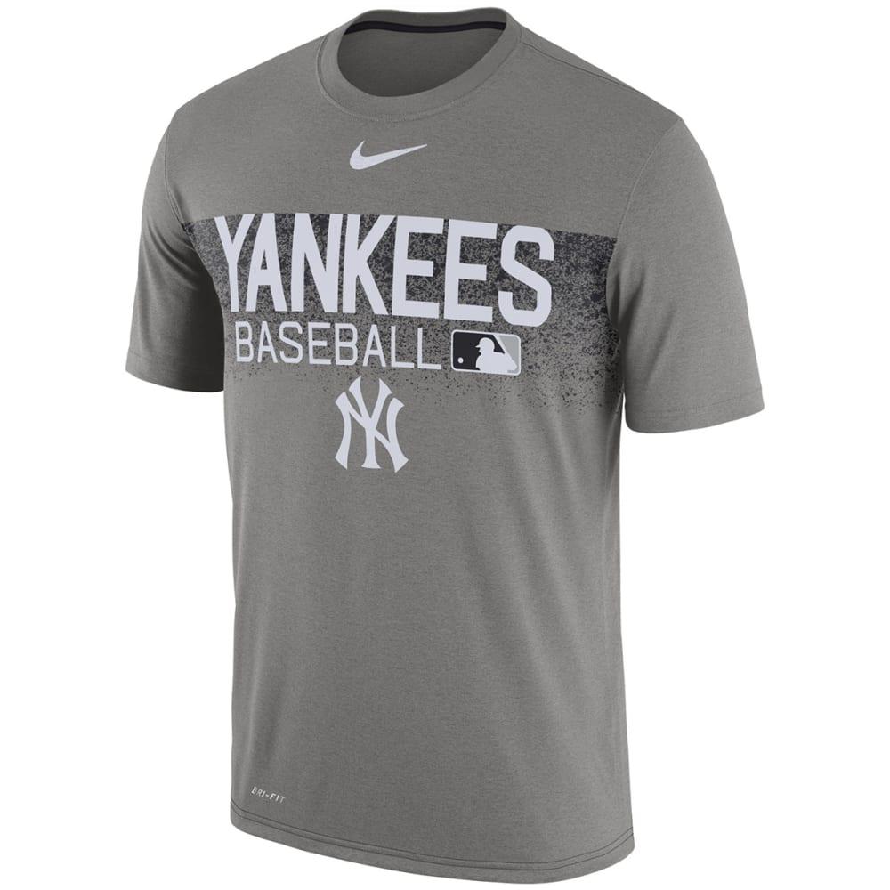 NIKE Men's New York Yankees Practice Short-Sleeve Tee - ASSORTED