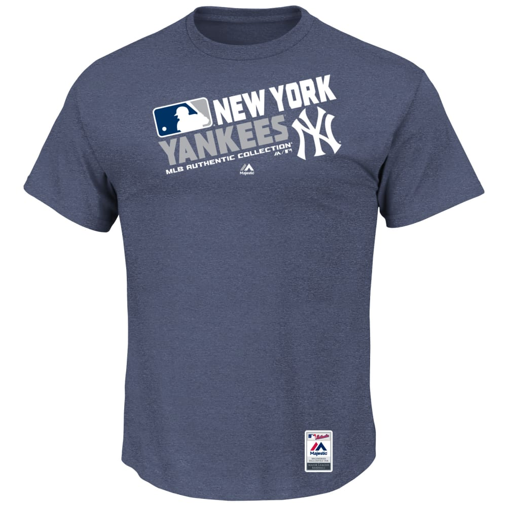 NEW YORK YANKEES Men's Team Choice Tee - NAVY