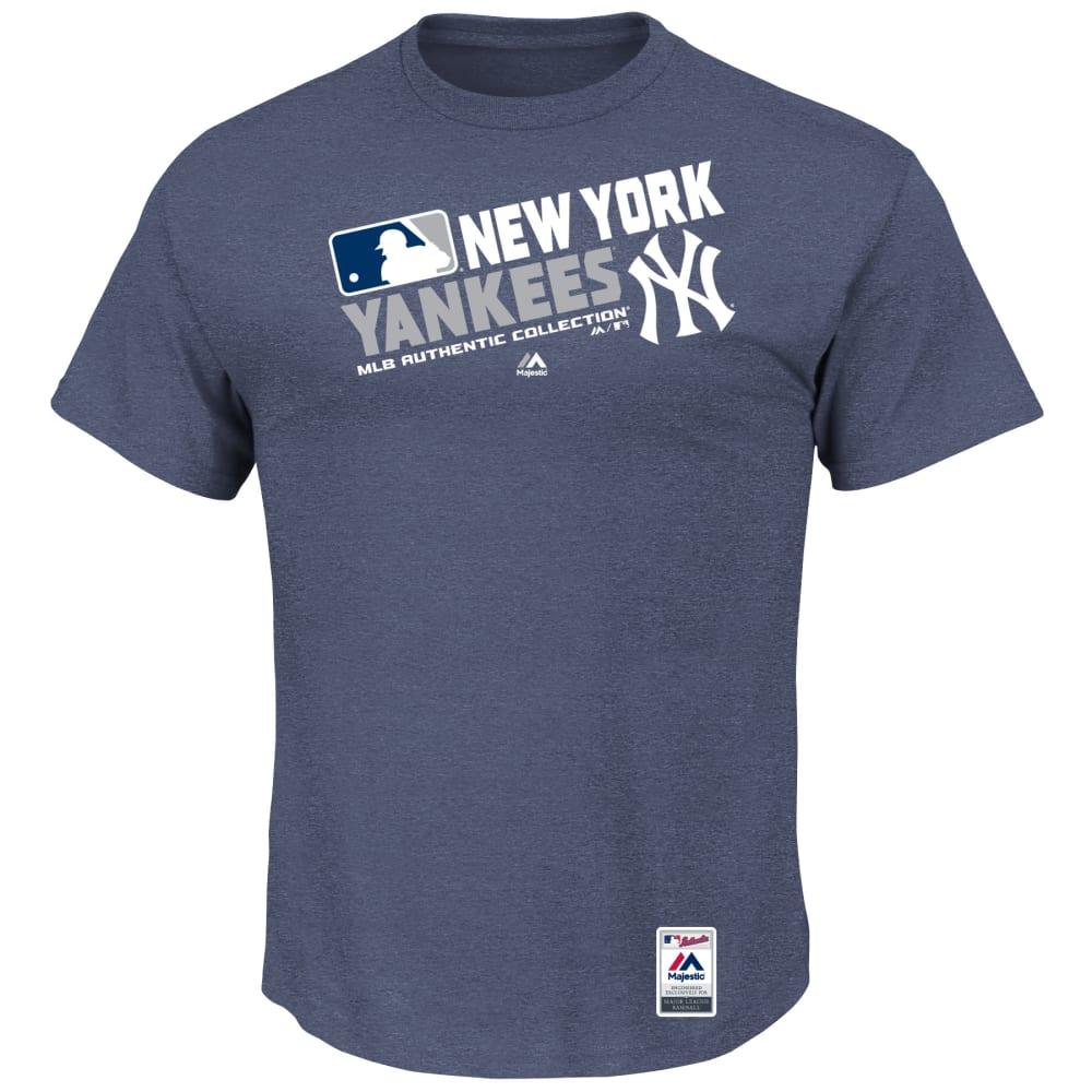 NEW YORK YANKEES Men's Team Choice Tee - NAVY