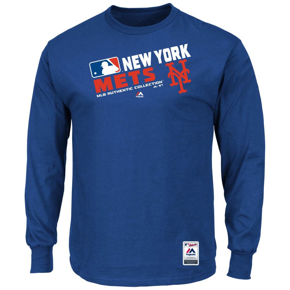 NEW YORK METS Men's Team Choice Tee - ROYAL BLUE