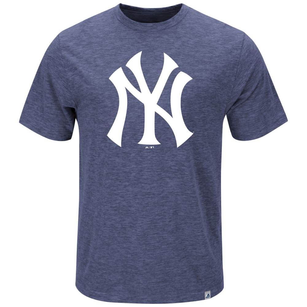 NEW YORK YANKEES Men's Mental Metal Tee - YANKEES