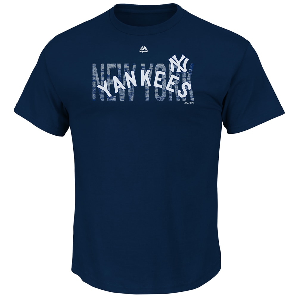 NEW YORK YANKEES Men's Last Rally Short-Sleeve Crew Neck Tee - YANKEES