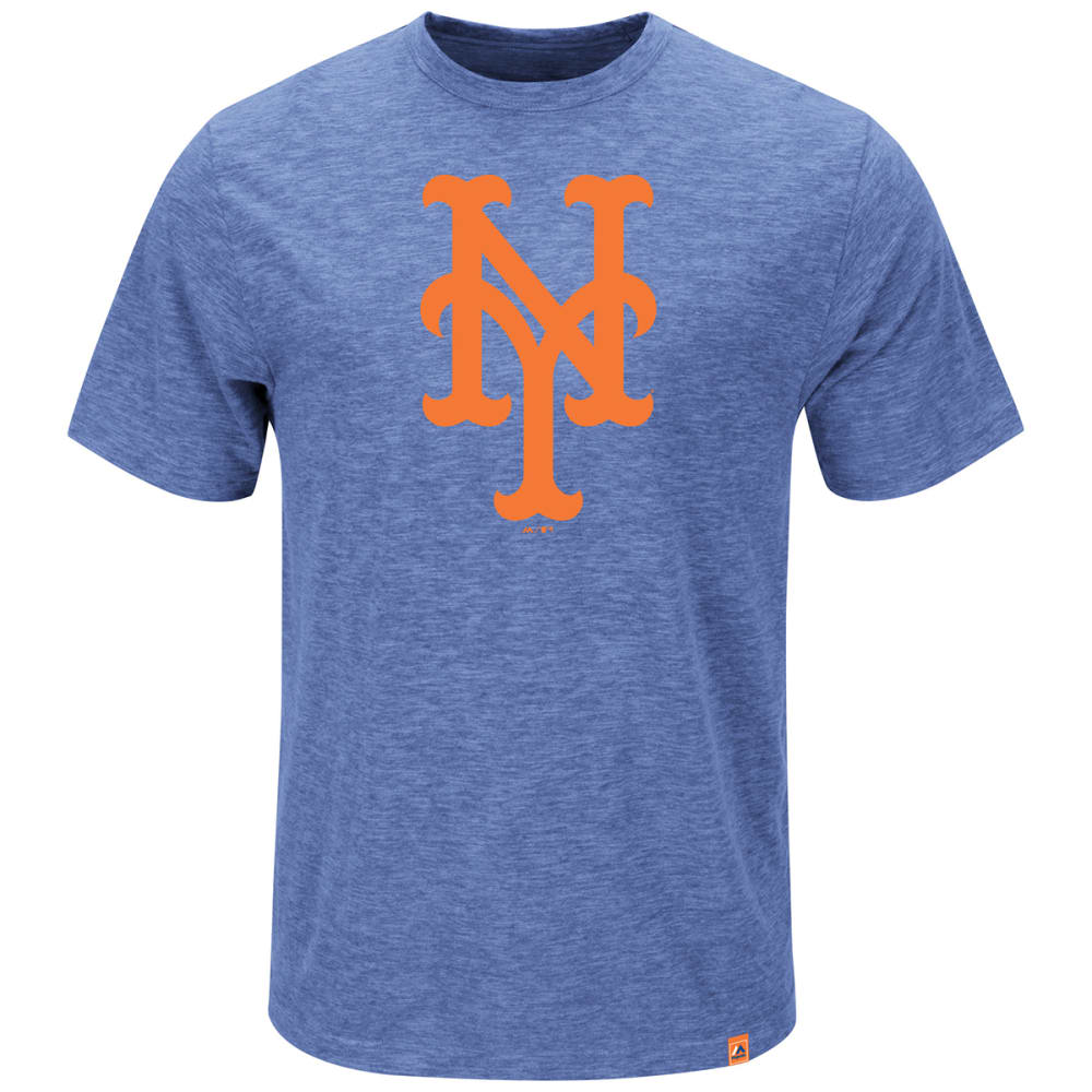NEW YORK METS Men's Mental Metal Tee - METS