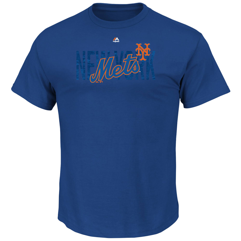 NEW YORK METS Men's Last Rally Short-Sleeve Crew Neck Tee - METS