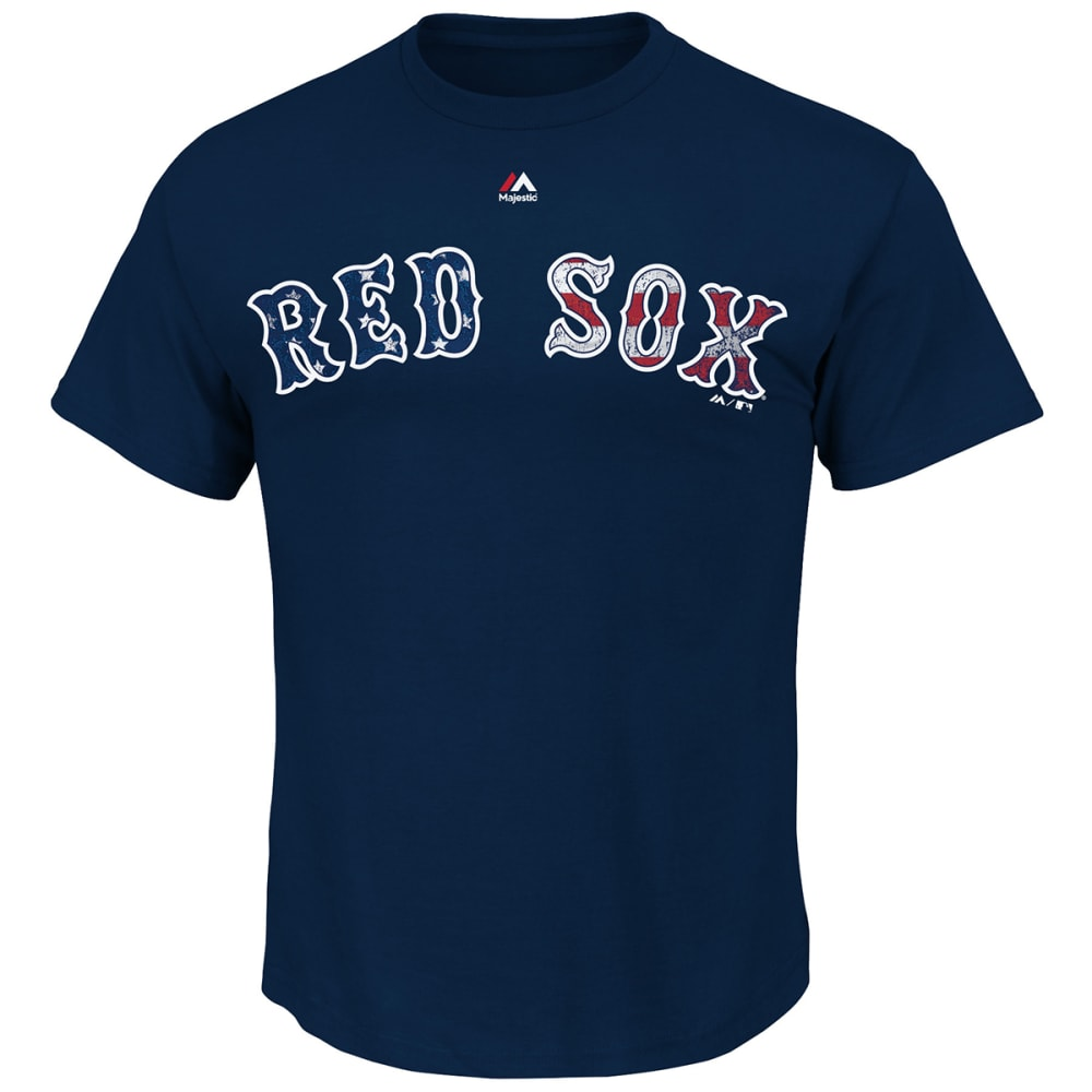 BOSTON RED SOX Proud Fan Tee - RED SOX
