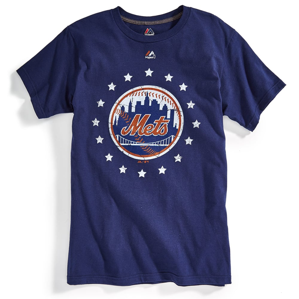 NEW YORK METS Men's Fan Pride Tee - METS