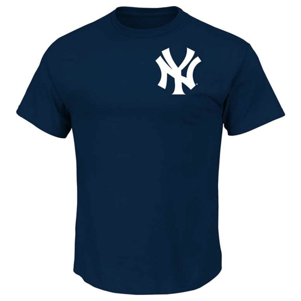 NEW YORK YANKEES #1 Dad Short-Sleeve Tee - YANKEES