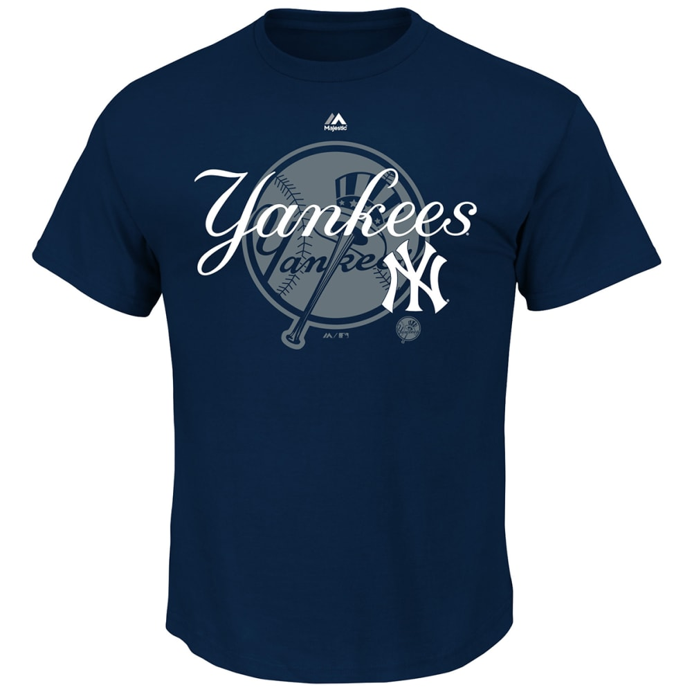 NEW YORK YANKEES Men's Real Gem Tee - YANKEES