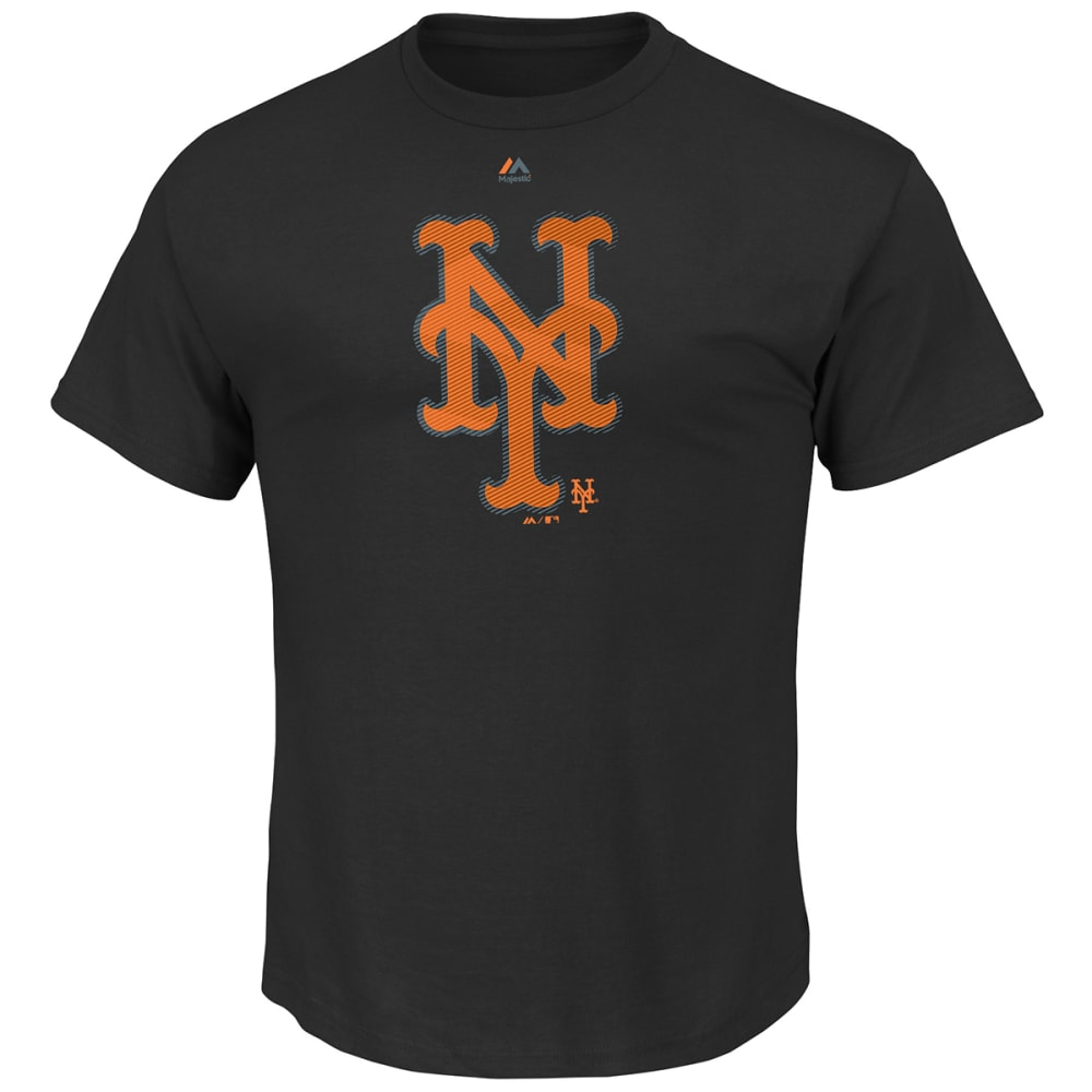 NEW YORK METS Men's Superior Play Short-Sleeve Tee - METS