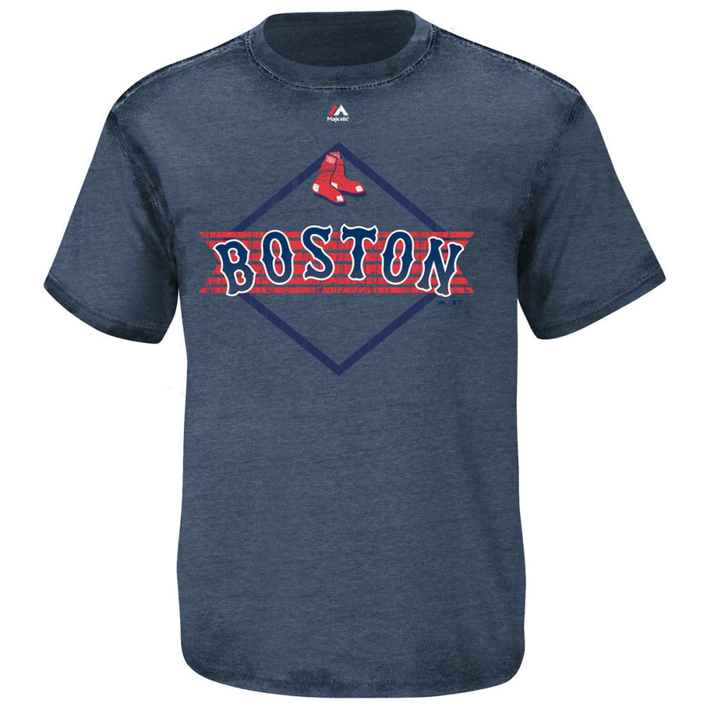 BOSTON RED SOX Men's All For Victory Tee - NAVY