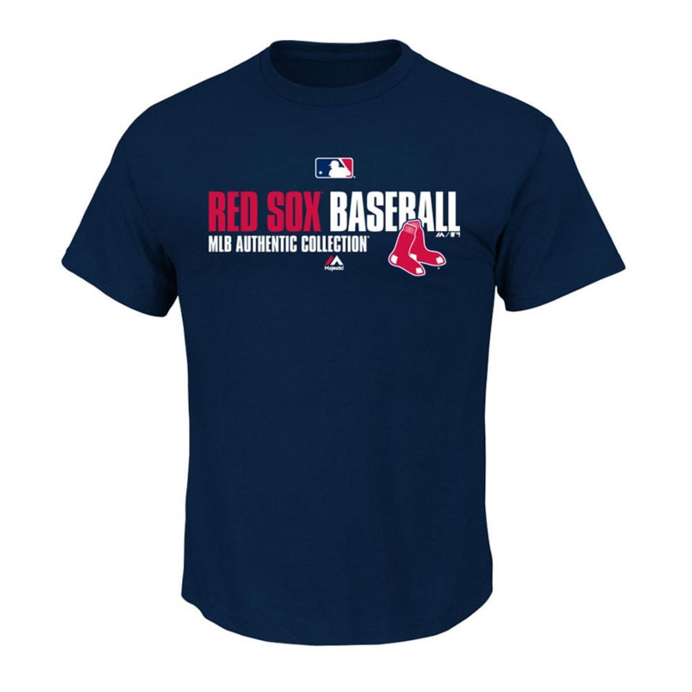 BOSTON RED SOX Men's Team Favorite Tee - NAVY