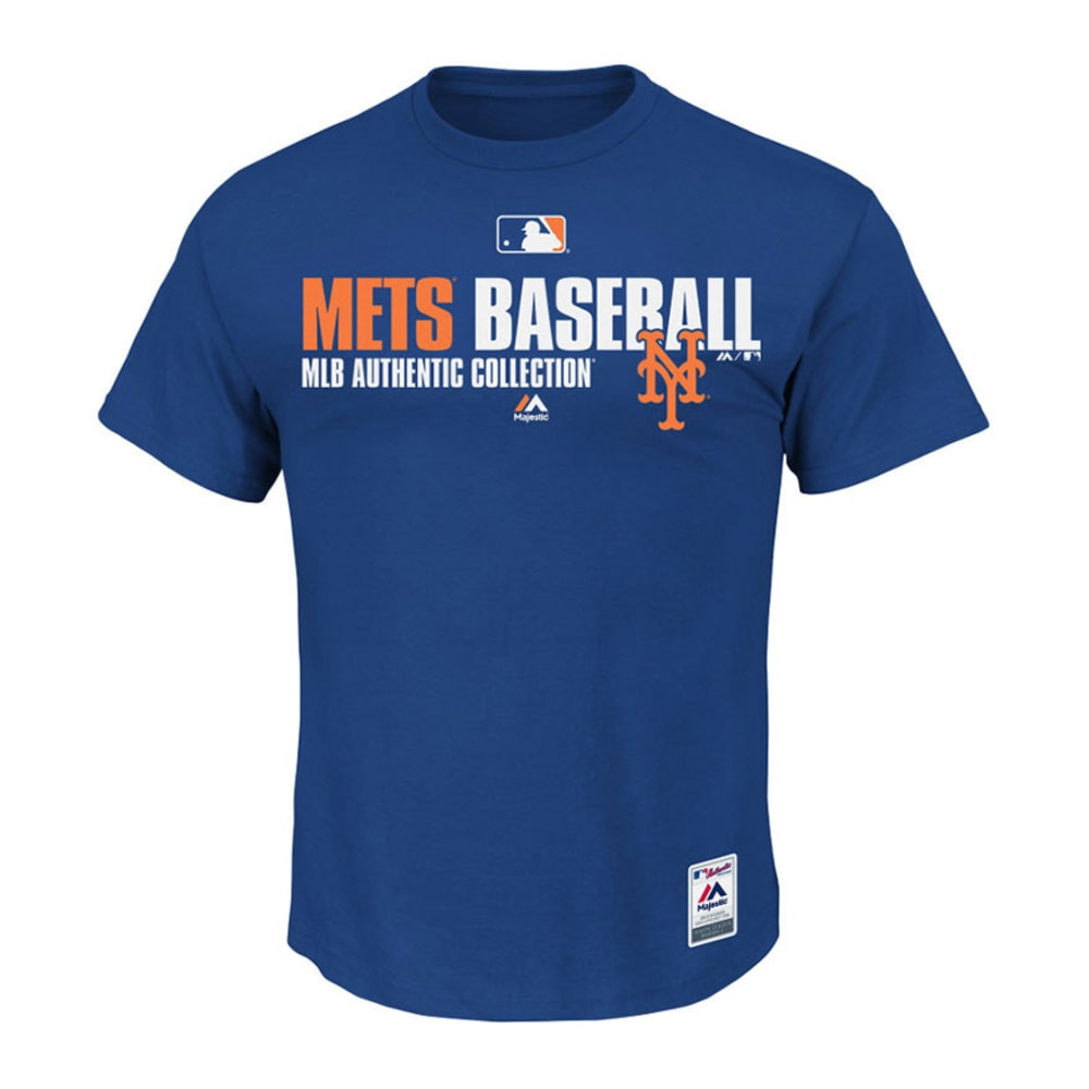 NEW YORK METS Men's Team Favorite Tee  - DEEP ROYAL