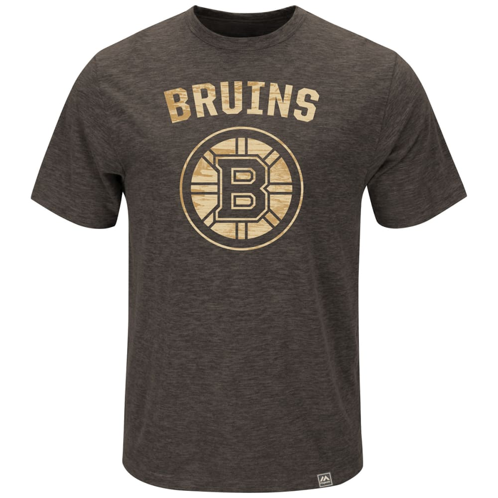 BOSTON BRUINS Men's Hours and Hours Tee - ASSORTED