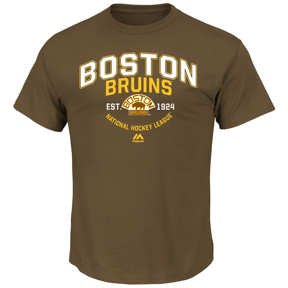 BOSTON BRUINS Men's Jersey History Tee - ASSORTED