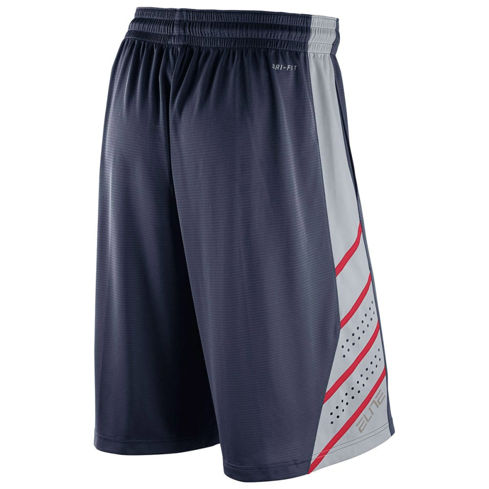 UCONN Men's Nike Elite Performance Shorts - NAVY
