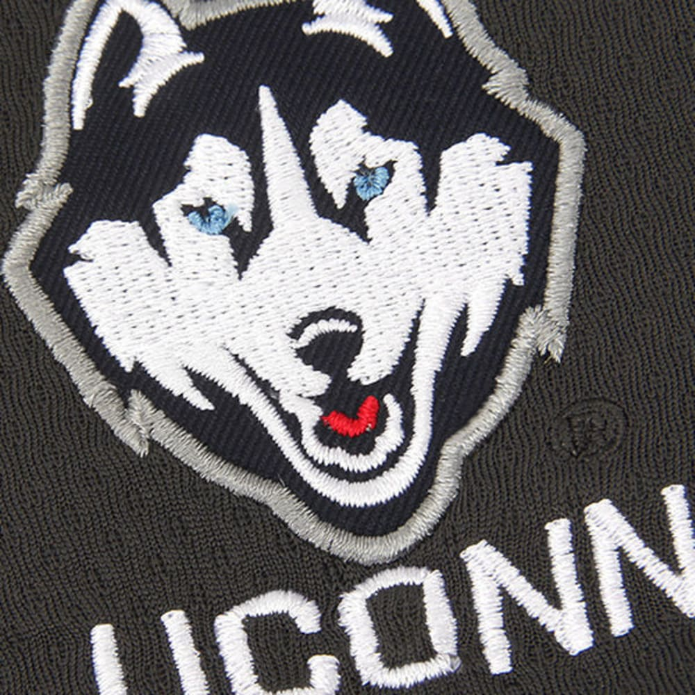 UCONN HUSKIES Men's Vapor Shorts - GRAY