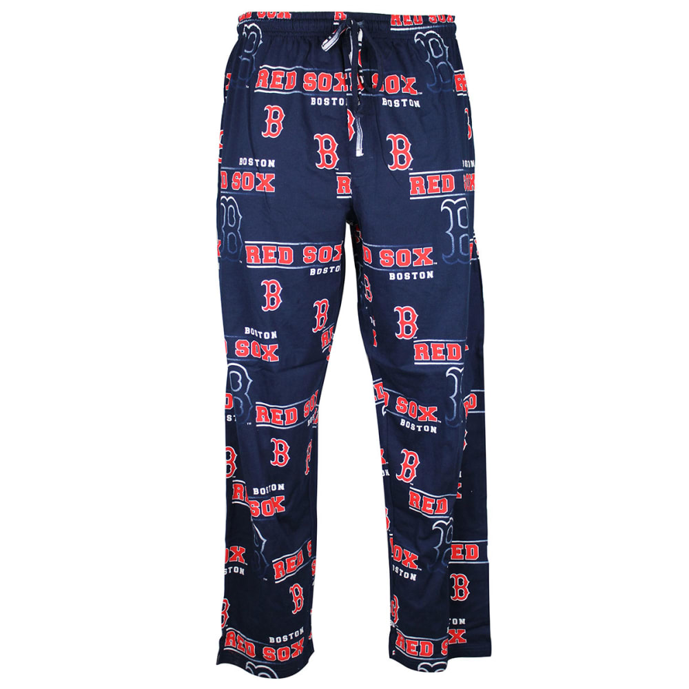 BOSTON RED SOX Men's Fusion Printed Lounge Pants - ASSORTED