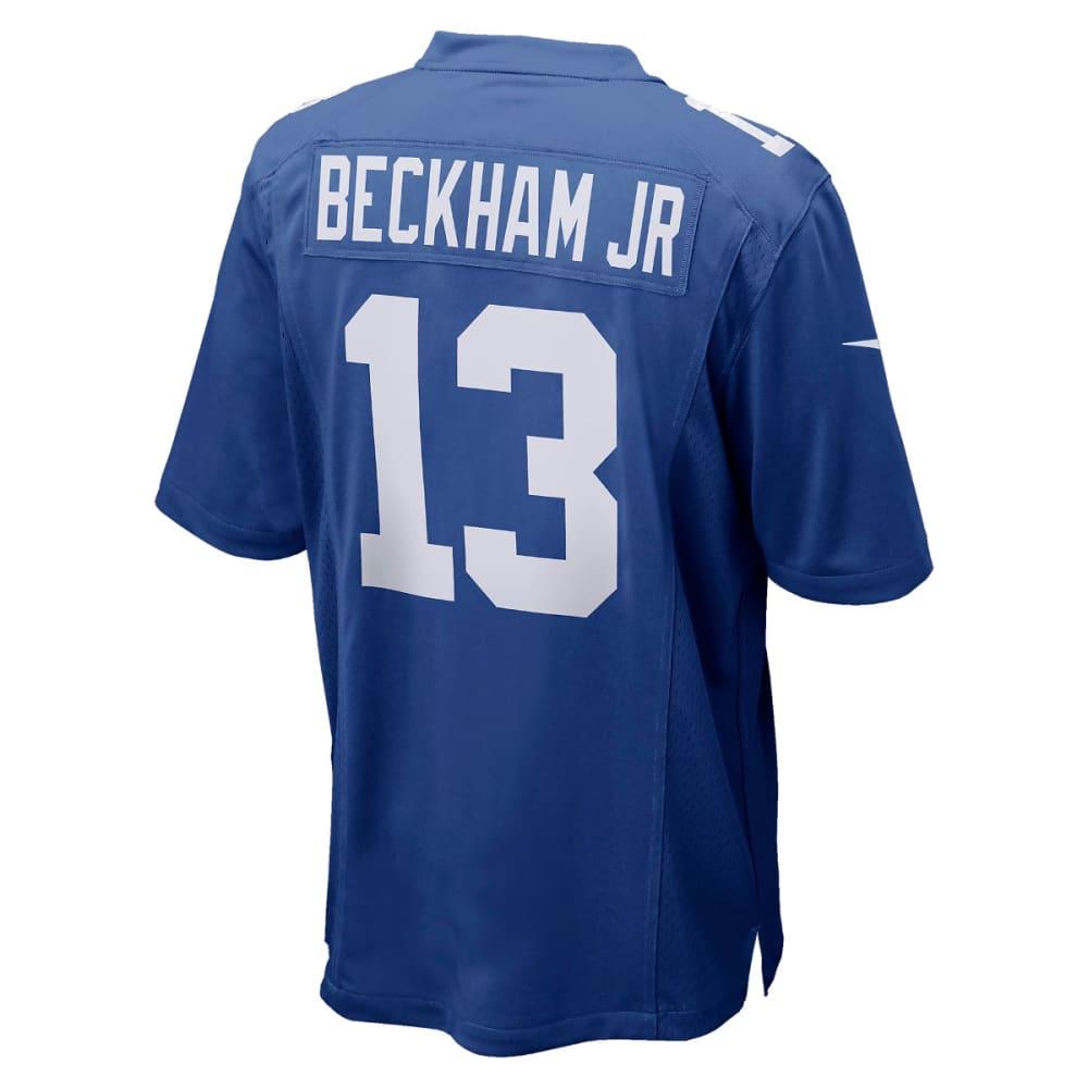 NEW YORK GIANTS Men's Nike Odell Beckham Jr. #13 Game Replica Jersey - ROYAL BLUE