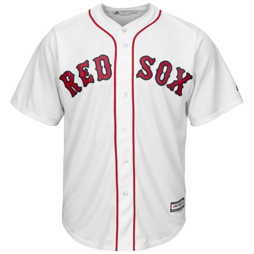 BOSTON RED SOX Hanley Ramirez #13 Cool Base Jersey - WHITE