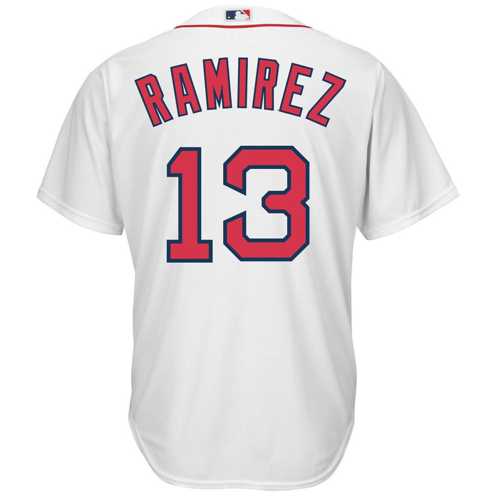 BOSTON RED SOX Hanley Ramirez #13 Cool Base Jersey - WHITE