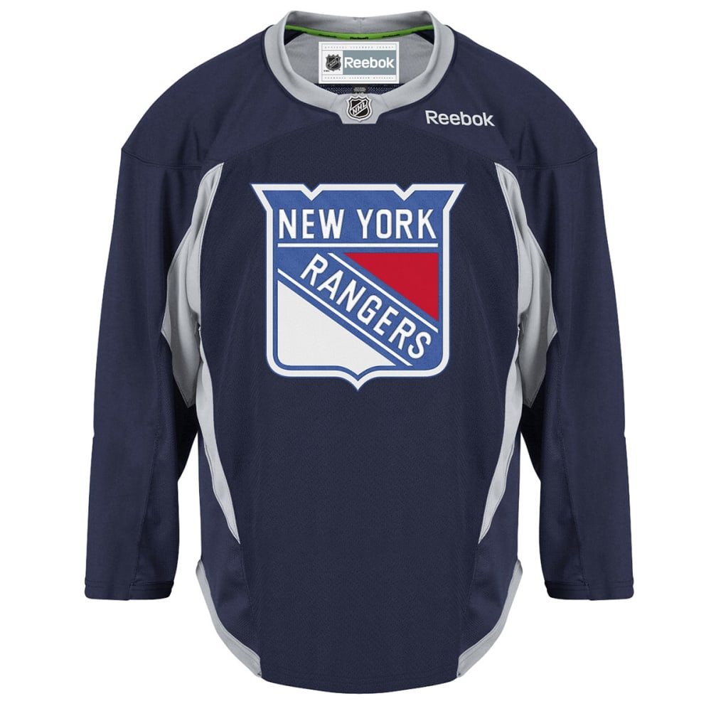 NEW YORK RANGERS Men's Ice Practice Jersey - NYR BLUE