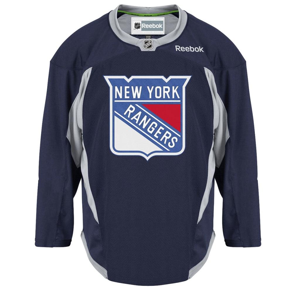 NEW YORK RANGERS Men's Ice Practice Jersey - NYR BLUE