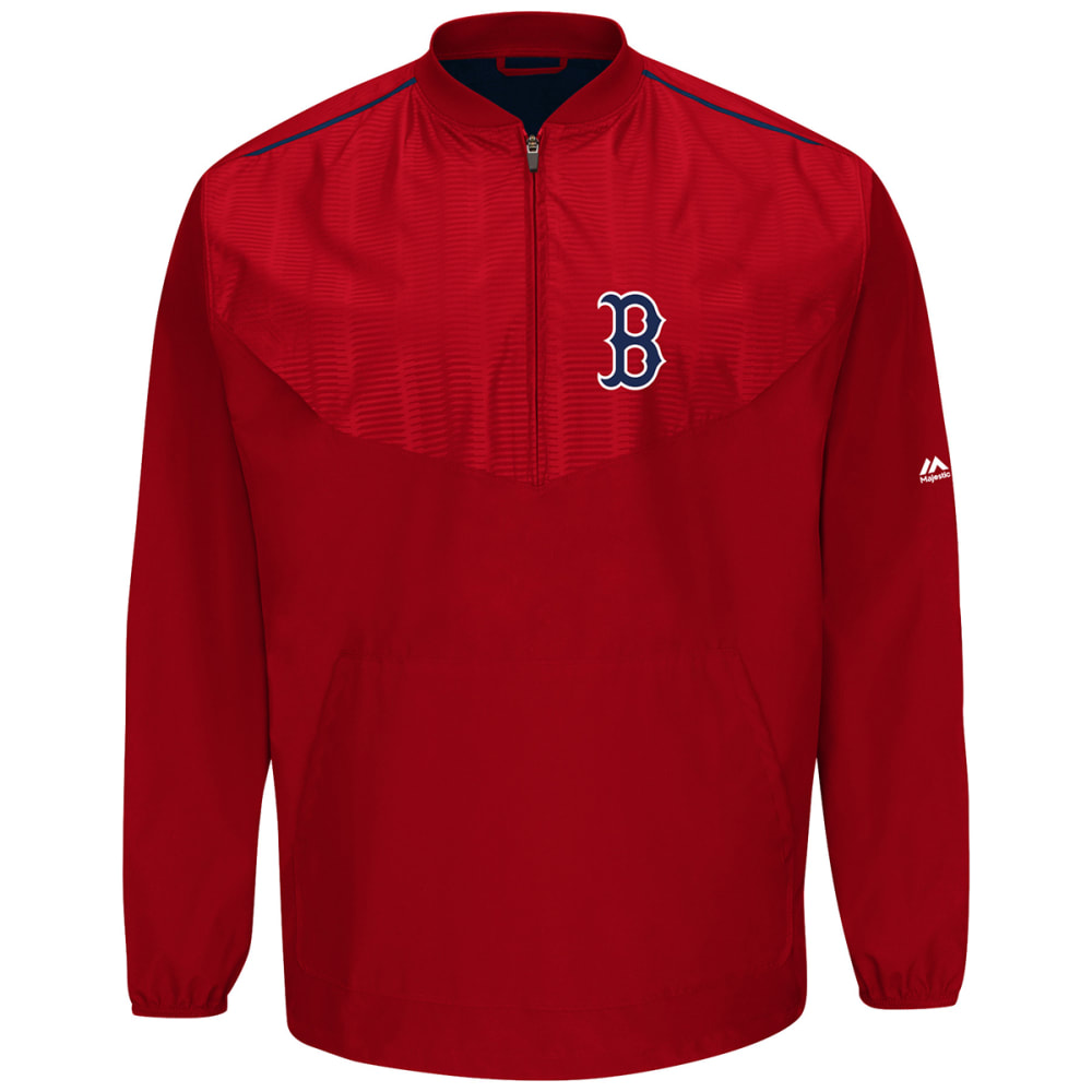BOSTON RED SOX Men's Cool Base® Training Jacket - RED