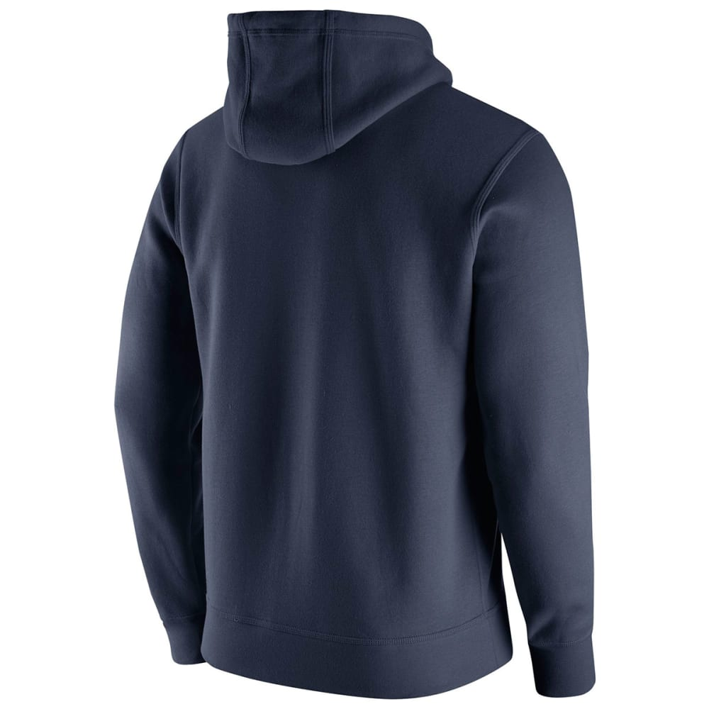UCONN Men's Nike Stadium Classic Club Fleece Hoodie - NAVY