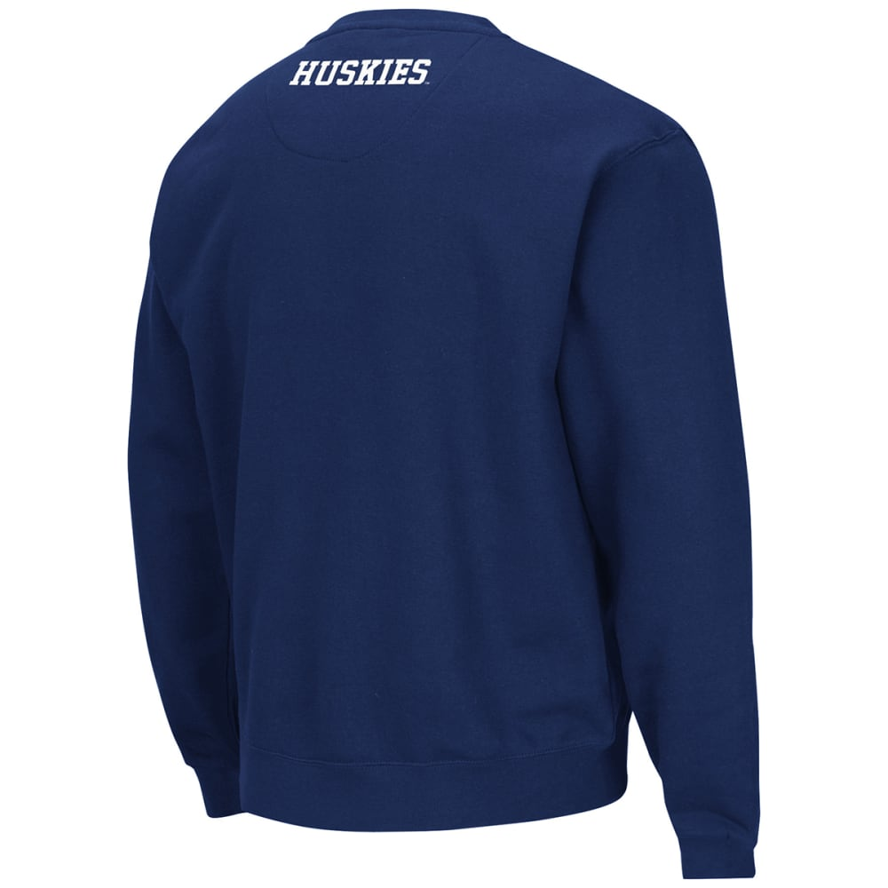 UCONN Men's Zone II Crewneck Sweatshirt - NAVY
