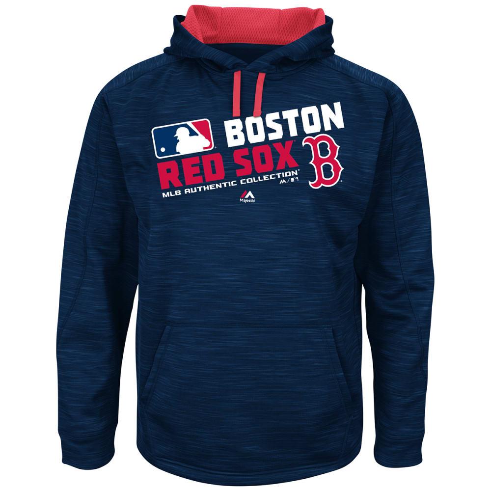 BOSTON RED SOX Men's On-Field Streak Fleece - RED