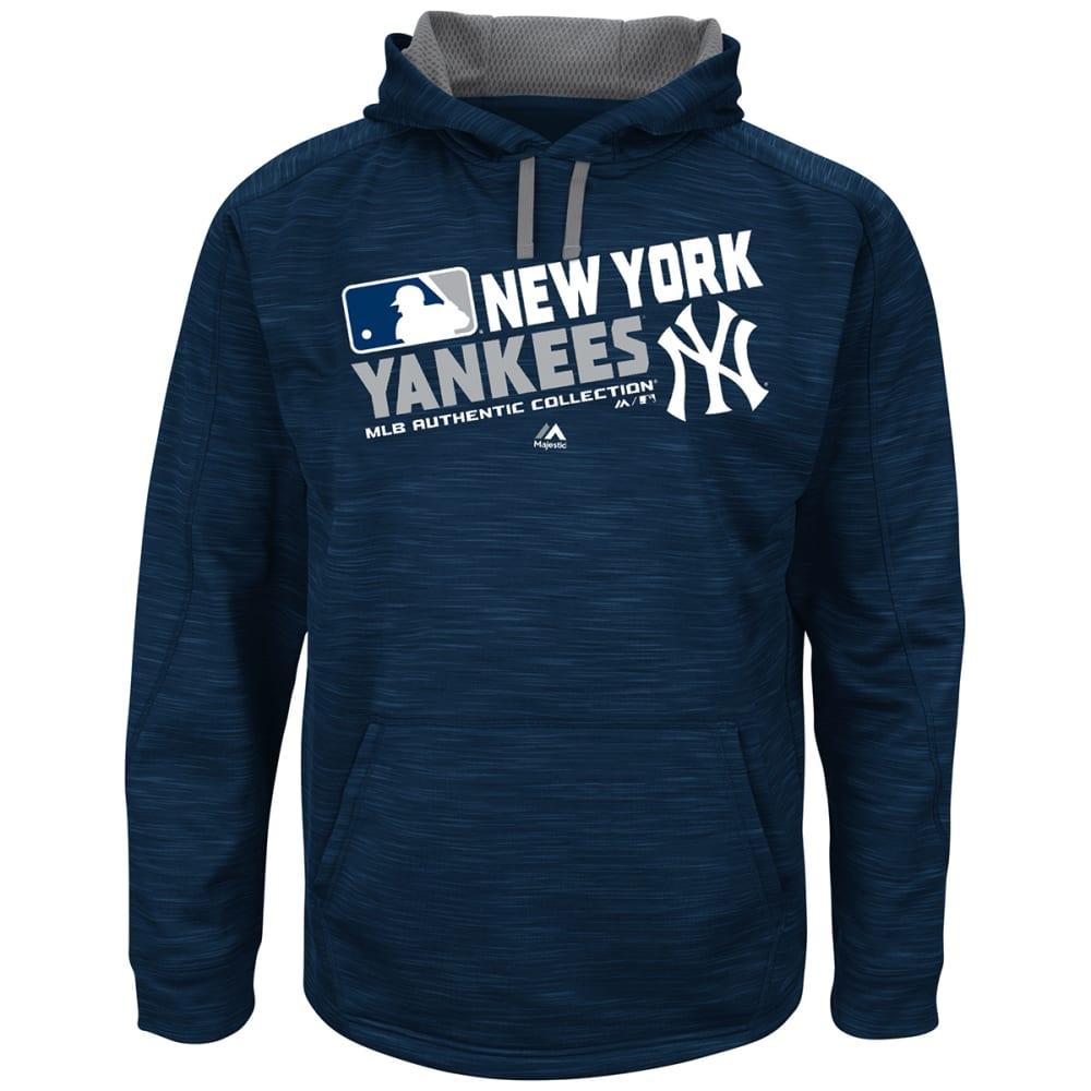 NEW YORK YANKEES Men's On-Field Streak Fleece - NAVY