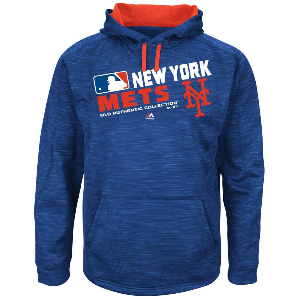 NEW YORK METS Men's On-Field Streak Fleece - ROYAL BLUE