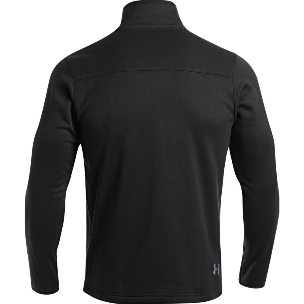 UNDER ARMOUR Men's Extreme Coldgear® Jacket - BLACK/STEEL