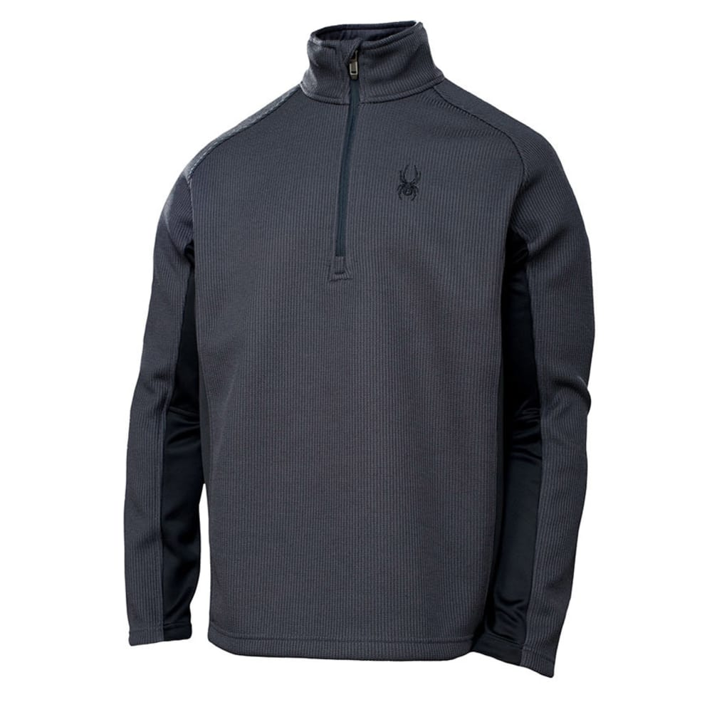 SPYDER Men's Core Sweater Outbound Half Zip - SLATE