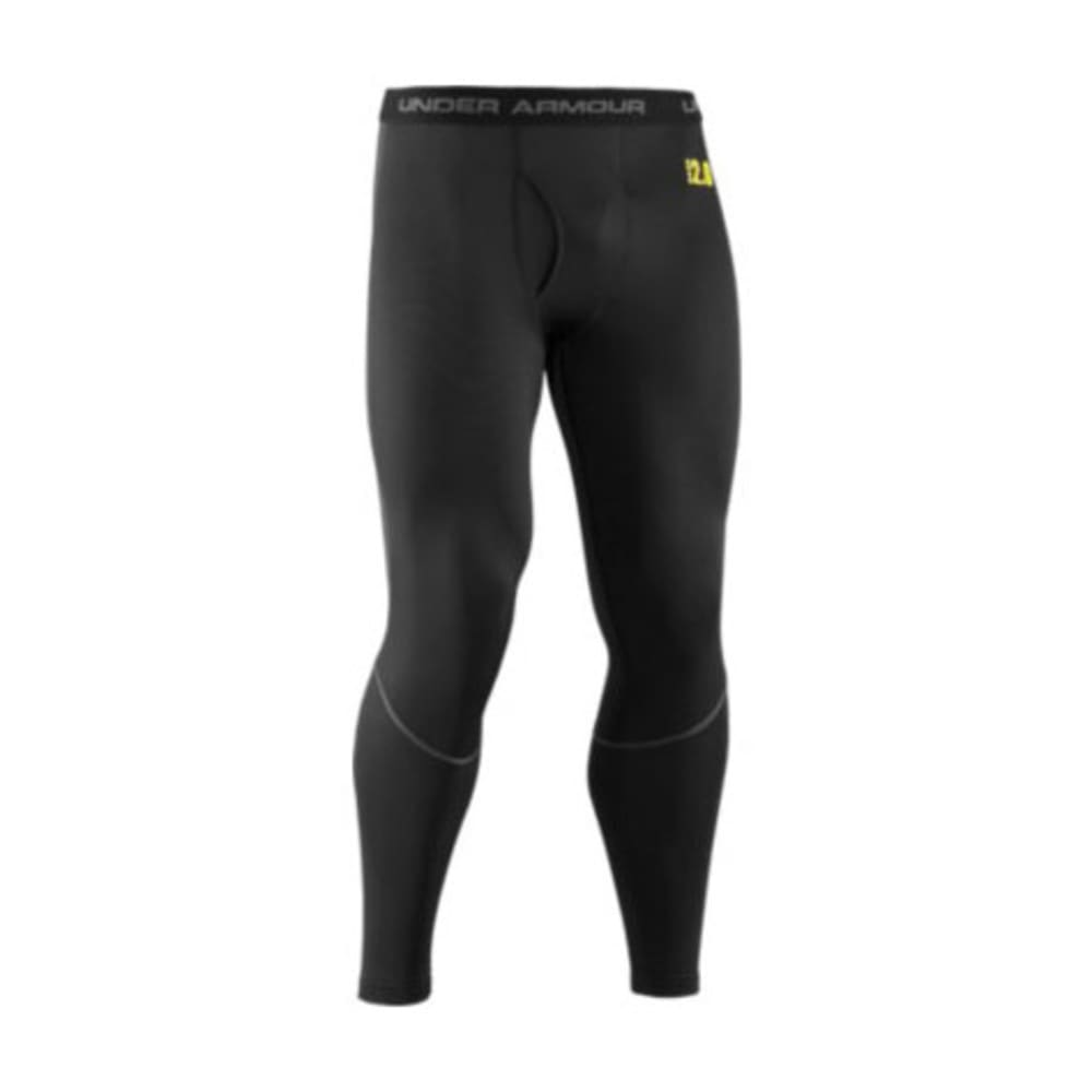 UNDER ARMOUR Men's Base 2.0 Leggings - BLACK