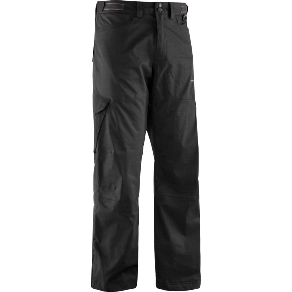 UNDER ARMOUR ColdGear® Infrared Snocone Pants - BLACK