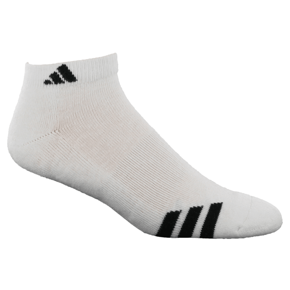 ADIDAS Men's Cushion Low Cut Socks - TEAL