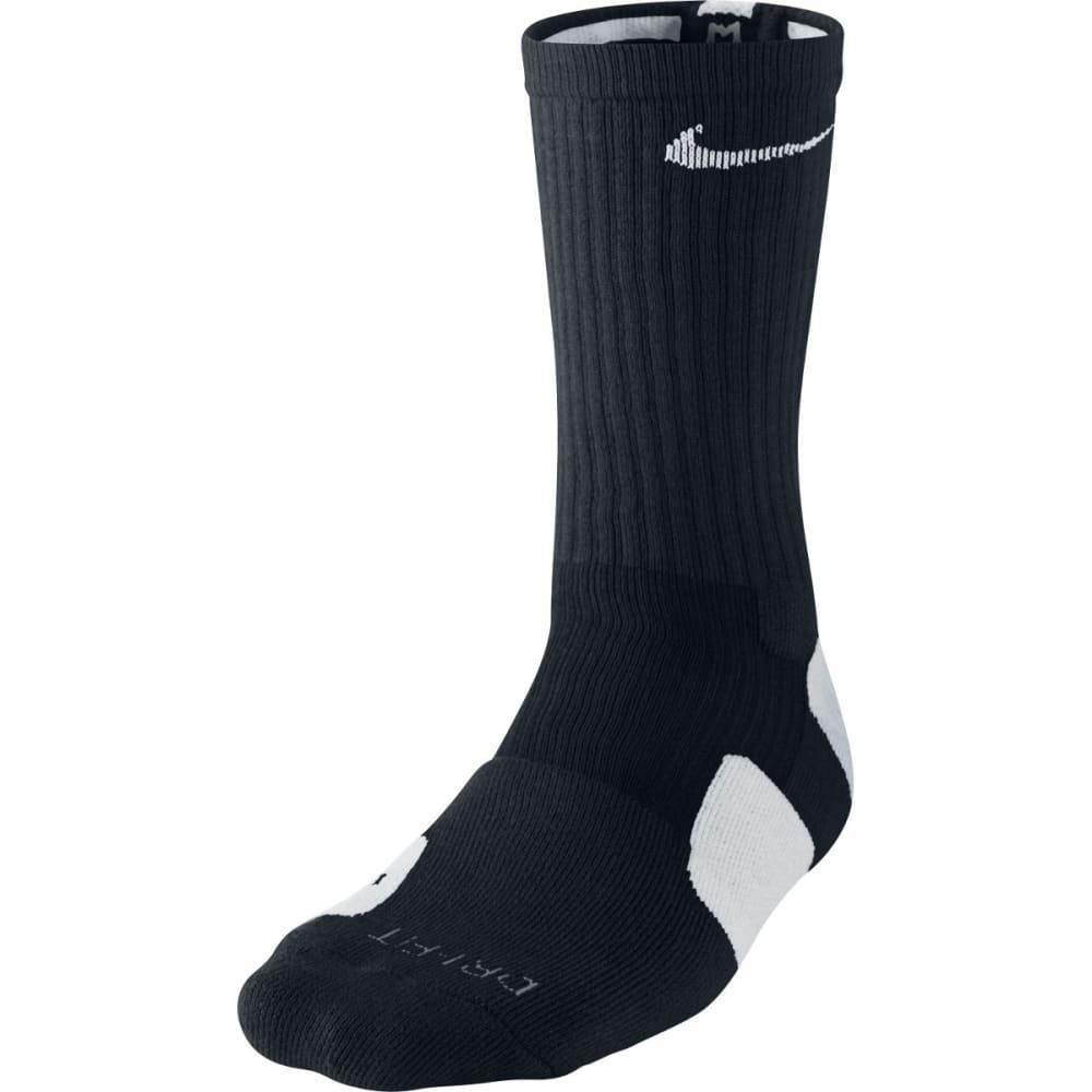 NIKE Boys' Elite Crew Basketball Socks NO SIZE
