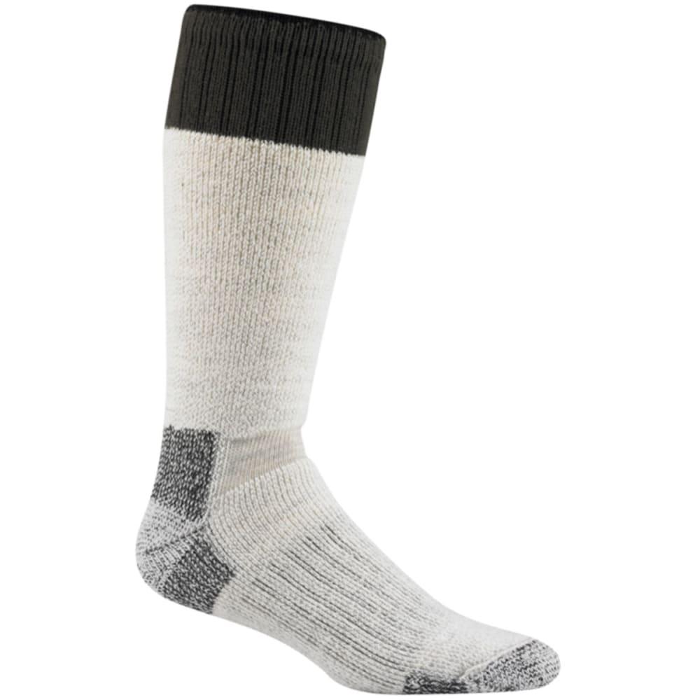 Wigwam Field Stone Boot Socks - Black, L