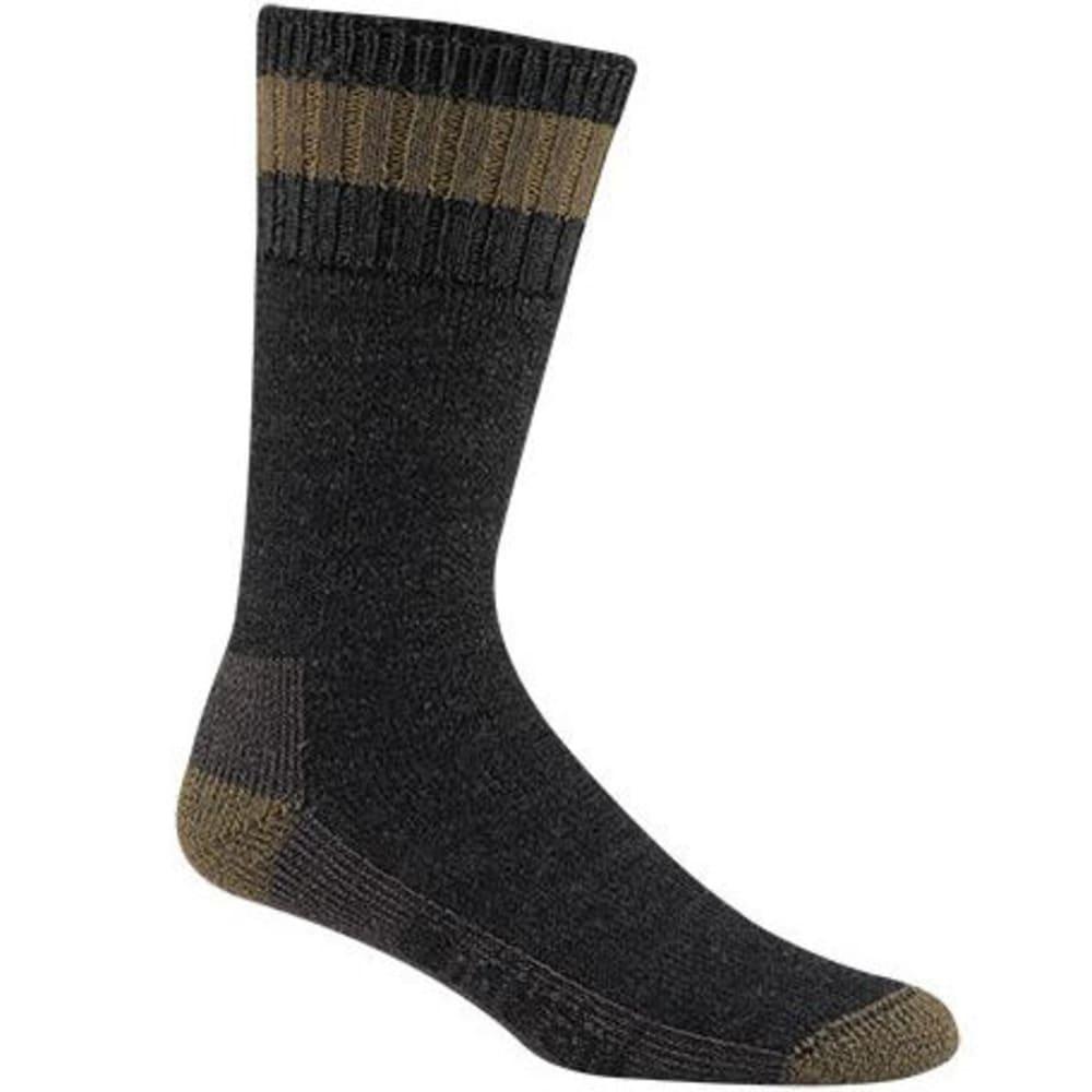 WIGWAM Men's Sub Zero Socks - CHARCOAL 62J