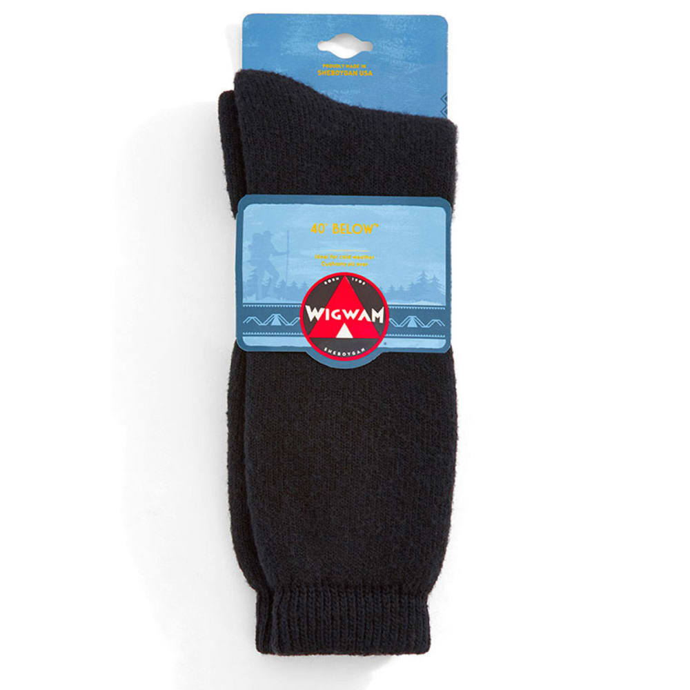 WIGWAM Men's 40 Below Socks L
