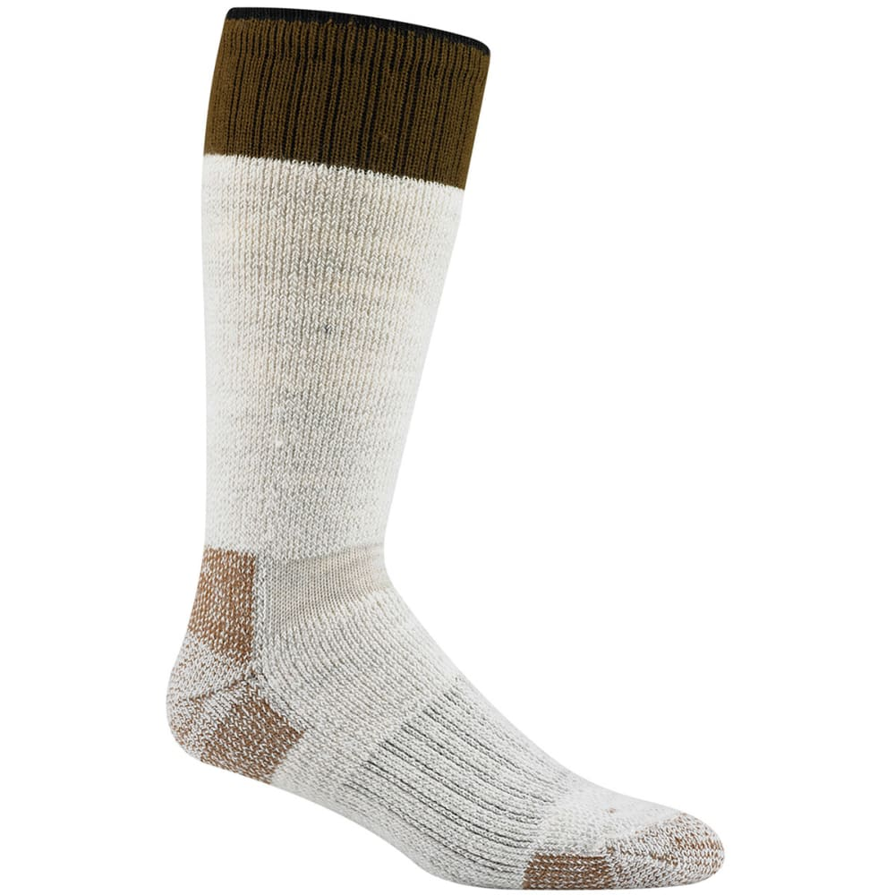 WIGWAM Men's Field Boot Socks - TOBACO 148