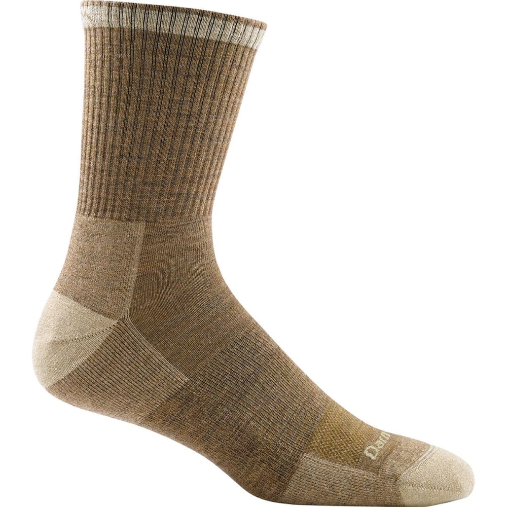 DARN TOUGH Men's Micro Crew 3/4 Hiking Socks - SAND STYLE 2005
