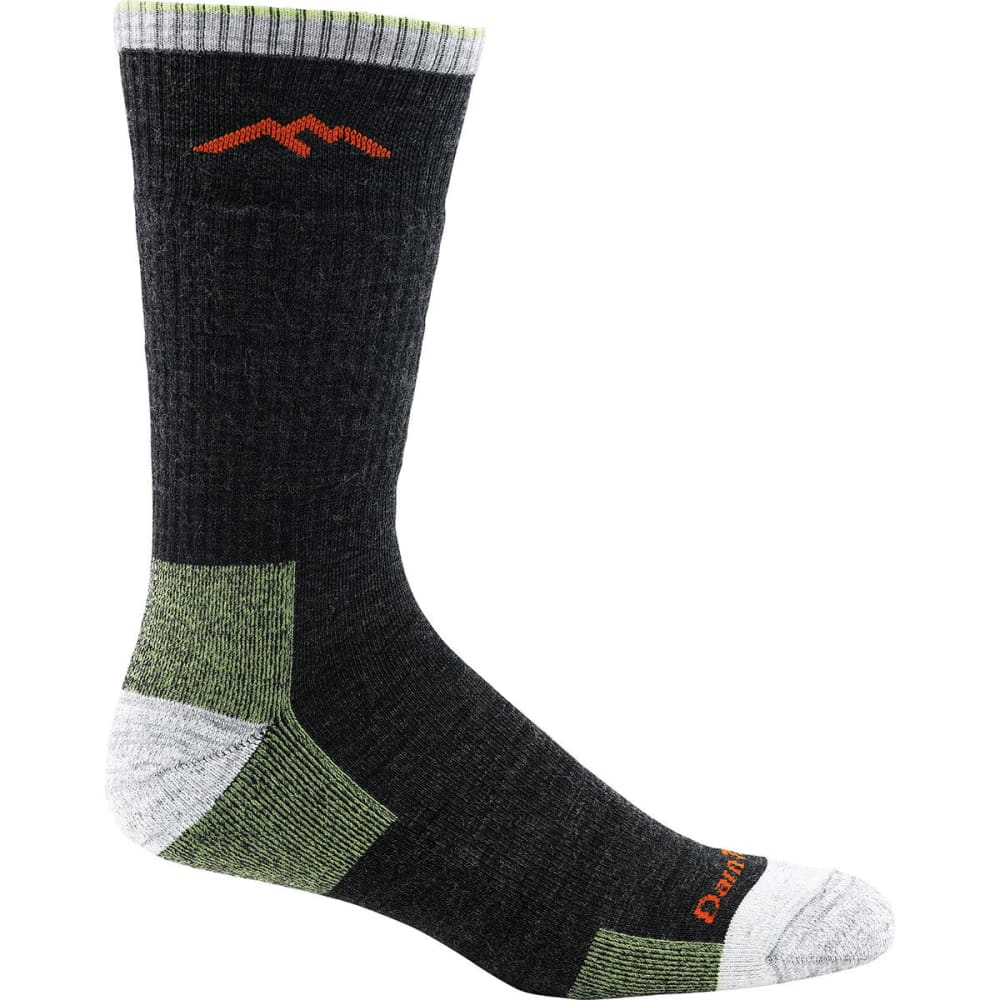 DARN TOUGH Men's Vermont Boot Socks - LIME