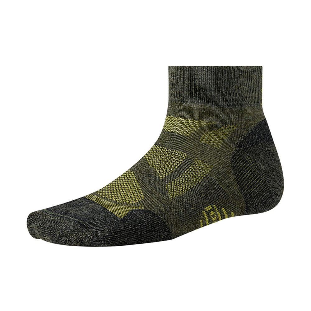 SMARTWOOL Men's SK013 Outdoor Sport Light Mini - LODEN