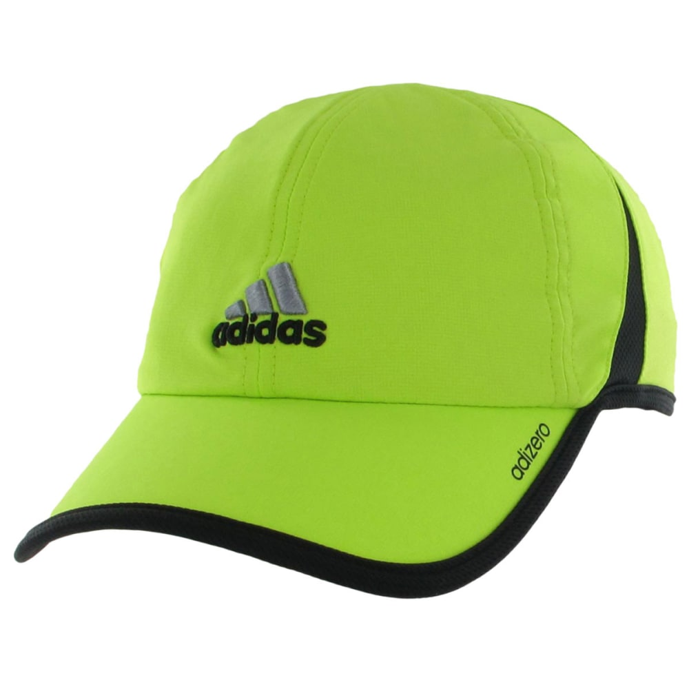 ADIDAS Men's AdiZero II Cap - YELLOW/BLACK