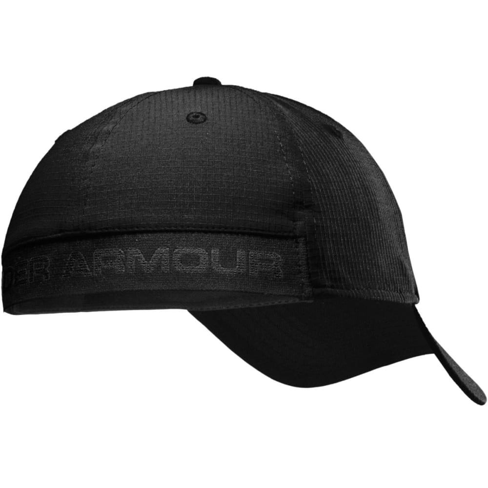 UNDER ARMOUR Men's Headline Stretch Fit Cap - BLACK/BLK 002